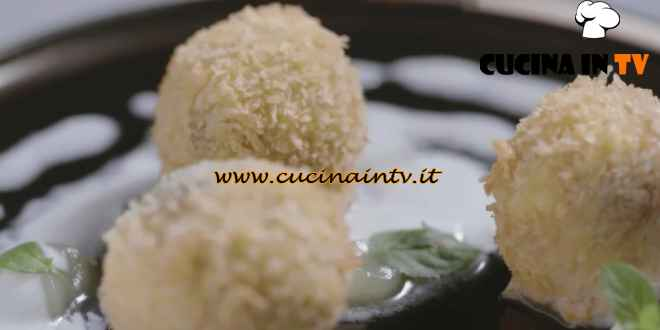 I menù di Cannavacciuolo - ricetta Crocchette di cioccolato di Antonino Cannavacciuolo