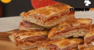 La cucina di Sonia - ricetta Focaccia parigina di Sonia Peronaci