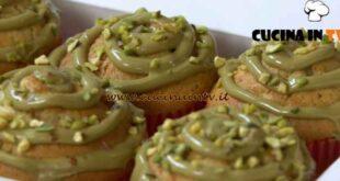 Fatto in casa per voi - ricetta Muffin al pistacchio di Benedetta Rossi
