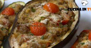 Fatto in casa per voi - ricetta Verdure ripiene al forno di Benedetta Rossi