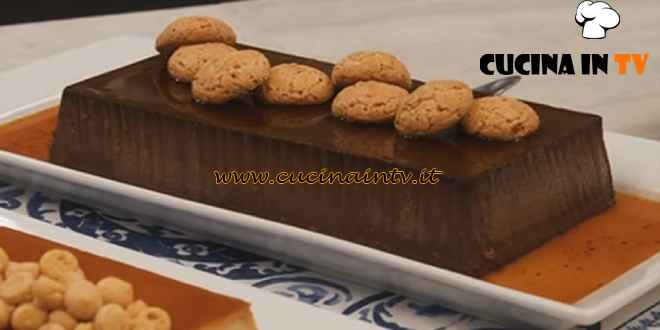 La cucina di Sonia - ricetta Bonet di Sonia Peronaci