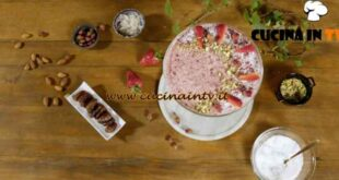 Gusto sano in cucina - ricetta Cheesecake vegana di Morgan