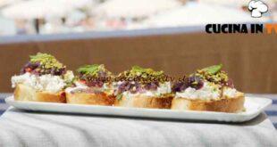 Giusina in cucina - ricetta Crostone di pane di Giusina Battaglia
