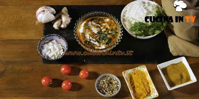 Gusto sano in cucina - ricetta Curry vegano alla Thailandese di Morgan