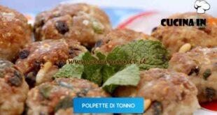 Giusina in cucina - ricetta Polpette di tonno di Giusina Battaglia