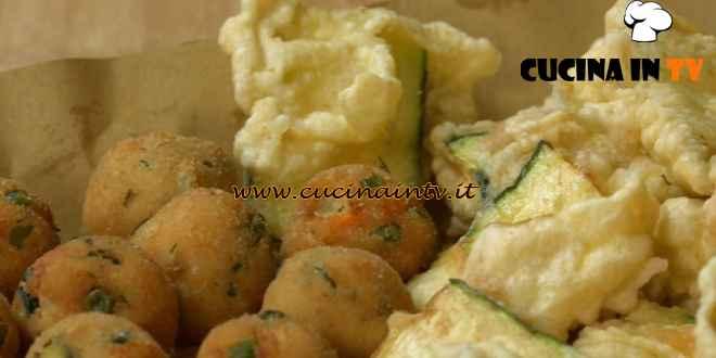 Fatto in casa per voi - ricetta Polpette di verdure e zucchine fritte di Benedetta Rossi