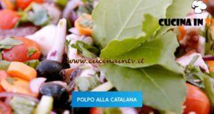 Giusina in cucina - ricetta Polpo alla catalana di Giusina Battaglia