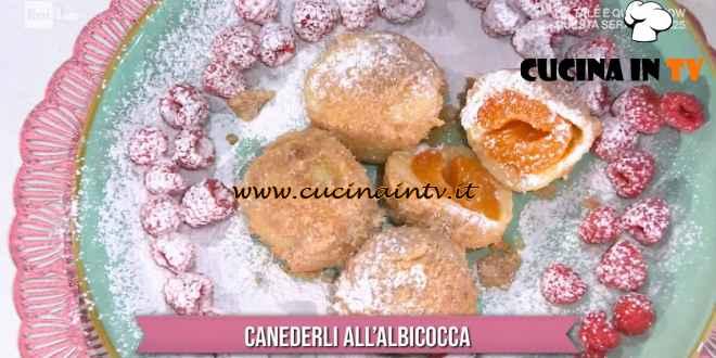 È sempre mezzogiorno - ricetta Canederli all'albicocca di Barbara De Nigris