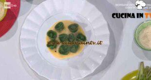 È sempre mezzogiorno - ricetta Cappellacci verdi ai funghi porcini di Ivano Ricchebono