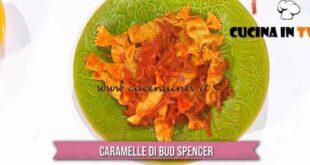 È sempre mezzogiorno - ricetta Caramelle di Bud Spencer di Daniele Persegani