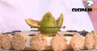 È sempre mezzogiorno - ricetta Dolce passione cilentana di Sal De Riso
