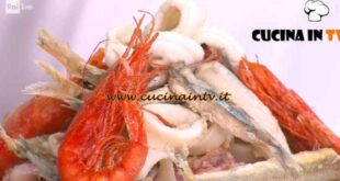 È sempre mezzogiorno - ricetta Fritto del golfo di Ivano Ricchebono
