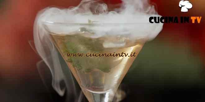 Il volo dell'aquila - ricetta Green drink di Francesco Aquila
