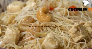 Fatto in casa per voi - ricetta Pad Thai di Benedetta Rossi