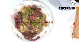 È sempre mezzogiorno - ricetta Pappardelle alla luciana di Mauro Improta