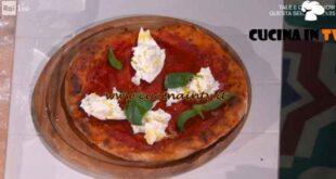 È sempre mezzogiorno - ricetta Pizza Italia di Fulvio Marino