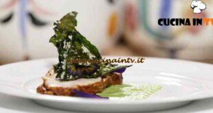 Il volo dell'aquila - ricetta Pollo marinato in compagnia di Francesco Aquila
