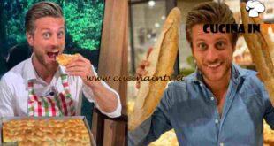 Pane pizza e focaccia Fulvio Marino