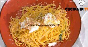 È sempre mezzogiorno - ricetta Spaghettoni salentini di Antonella Ricci