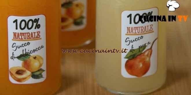 Fatto in casa per voi - ricetta Succhi di frutta di Benedetta Rossi