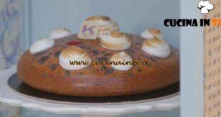 Bake Off Italia - ricetta Torta Ciaramicola di Ernst Knam
