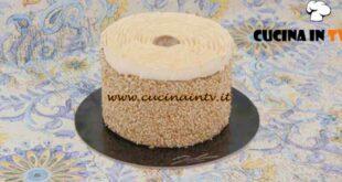 Bake Off Italia - ricetta Torta Dobos di Damiano Carrara