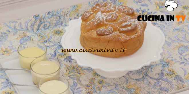 Bake Off Italia - ricetta Torta delle Rose di Renato Bosco