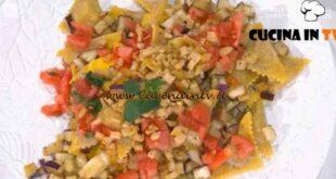 È sempre mezzogiorno - ricetta Tortelli con ricotta e limone di Francesca Marsetti