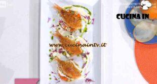 È sempre mezzogiorno - ricetta Triglie croccanti con verdure di Gian Piero Fava