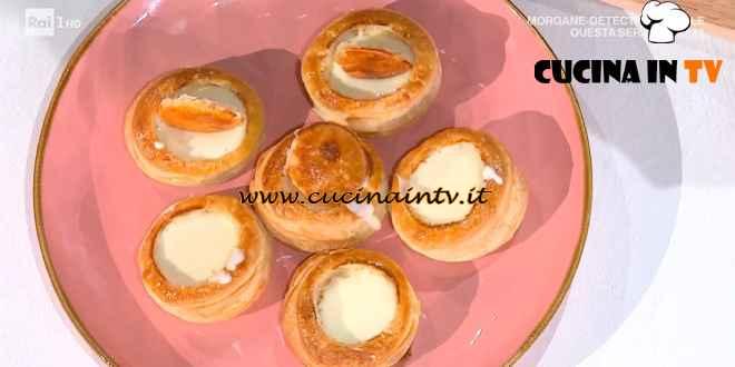 È sempre mezzogiorno - ricetta Vol au vent ai quattro formaggi di Chloe Facchini