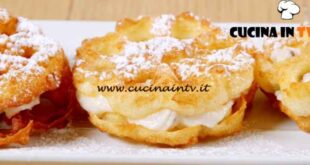 Giusina in cucina - ricetta Baci panteschi di Giusina Battaglia