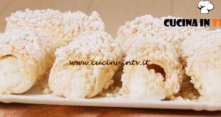 Giusina in cucina - ricetta Ciardoni di Giusina Battaglia