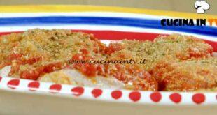 Giusina in cucina - ricetta Tonno a sfincione di Giusina Battaglia