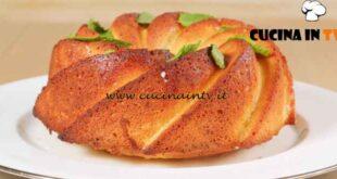 Giusina in cucina - ricetta Ciambella al limone con glassa di Giusina Battaglia