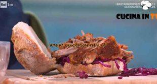È sempre mezzogiorno - ricetta Ciriola romana di Fulvio Marino