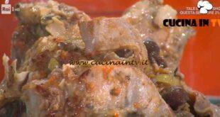 È sempre mezzogiorno - ricetta Coniglio alla ligure di Ivano Ricchebono