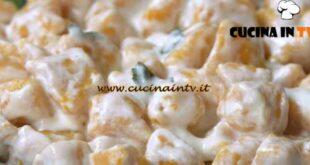 Fatto in casa per voi - ricetta Gnocchi di zucca di Benedetta Rossi