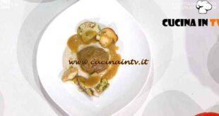 È sempre mezzogiorno - ricetta Guancia di vitello con cacio e pepe di Gian Piero Fava