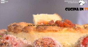 È sempre mezzogiorno - ricetta Involtini di peperoni insabbiati di Fabio Potenzano
