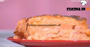 È sempre mezzogiorno - ricetta Lasagna di patate di Romana Bacarelli