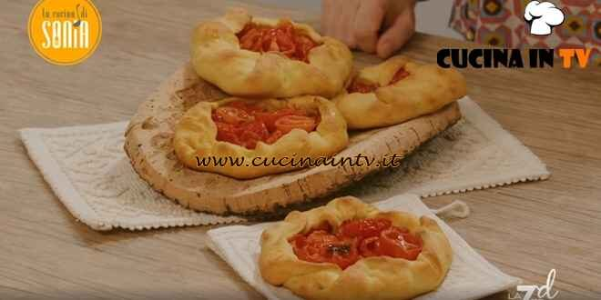 La cucina di Sonia - ricetta Mustazzeddu di Sonia Peronaci