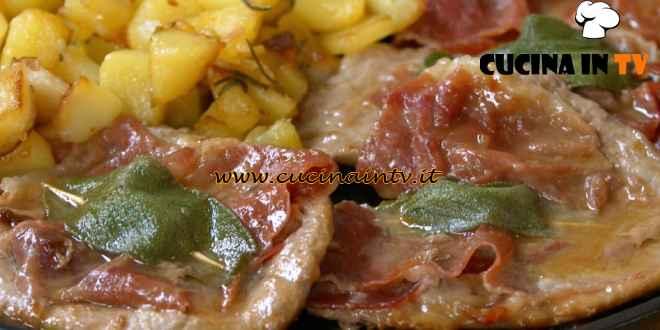 Fatto in casa per voi - ricetta Saltimbocca alla romana di Benedetta Rossi