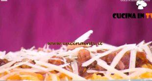 È sempre mezzogiorno - ricetta Spatzle con zucca e speck croccante di Barbara De Nigris