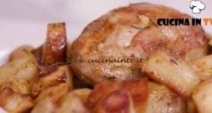 L'Italia a morsi - ricetta Tasca ripiena di Chiara Maci