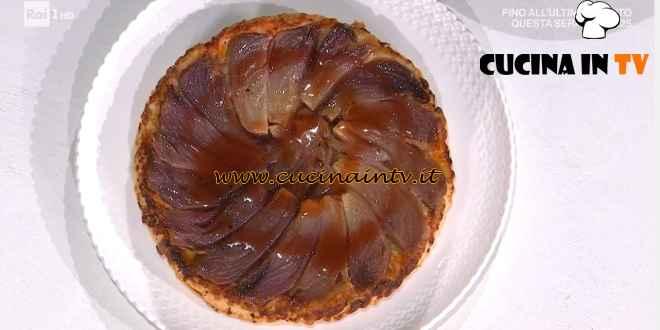 È sempre mezzogiorno - ricetta Torta di cipolle caramellata di zia Cri