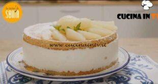 La cucina di Sonia - ricetta Torta ricotta e pere di Sonia Peronaci