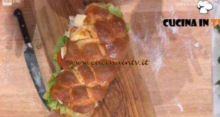 È sempre mezzogiorno - ricetta Treccia di patate di Romana Bacarelli