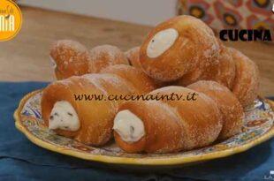 La cucina di Sonia - ricetta Cartocci di Sonia Peronaci